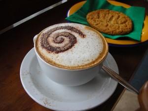 кофе из европы