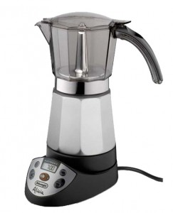 гейзерная кофеварка