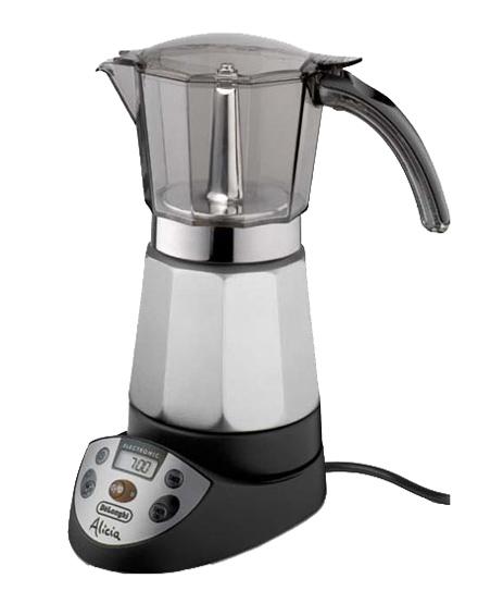 как приготовить кофе в электрической кофеварке